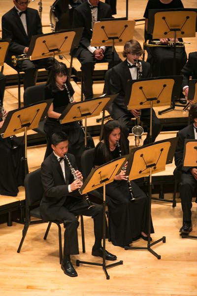 1. Nordhoff High School Symphonic Band
