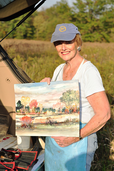 Anne Michaels local artist
