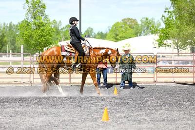 Jr. Western Horsemanship 05/23/21