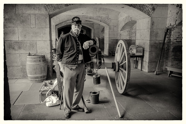 Living History at Fort Point