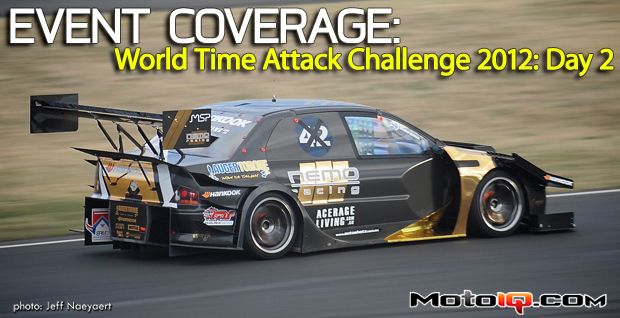 World Time Attack, event coverage