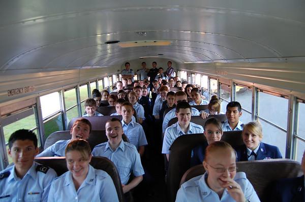 ROTC Flight in Elizabethton