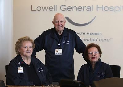 Lowell General Hospital volunteers 020119