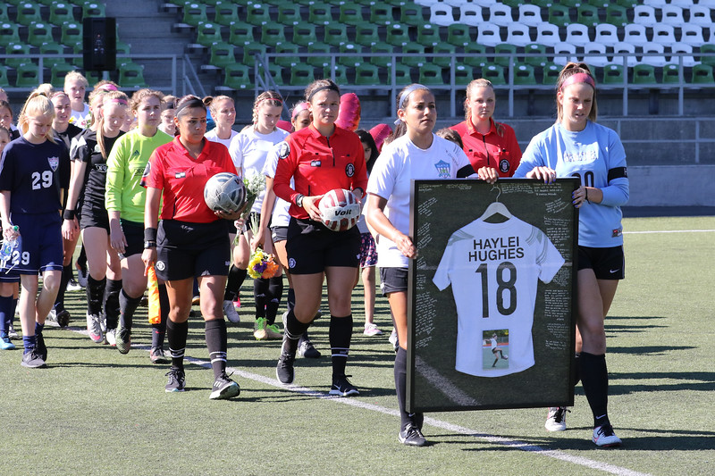 Washington Timbers vs Seattle Stars NWPL Soccer Championship
