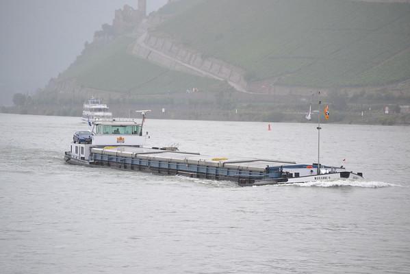 Germany 2011: Rhine River