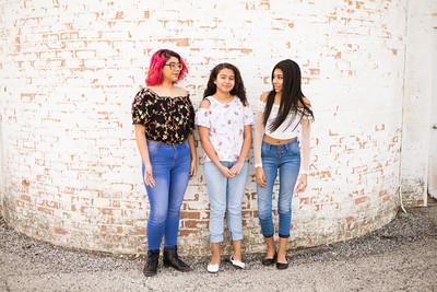 Guzman Family Photos 2018