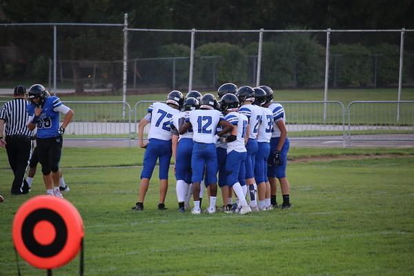 20211008 HPHS Frosh/Soph Football - Blue Demons vs. Giants