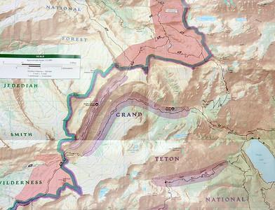 Teton Crest Hike Day 2