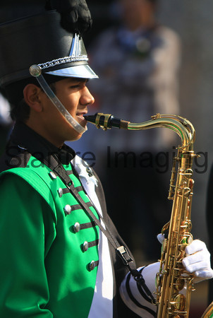 Schurr HS @ AFOB2009 Band Review