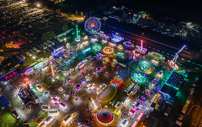 Opening Weekend at 2021 Clay County Fair