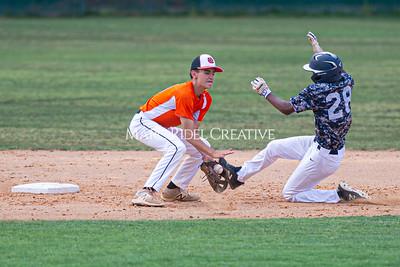 Daniels vs Fuquay-Varina Baseball