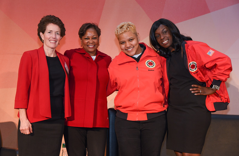 2018 Women's Leadership Breakfast-City Year Boston