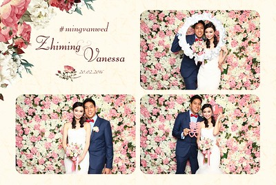 Wedding of Zhiming & Vanessa