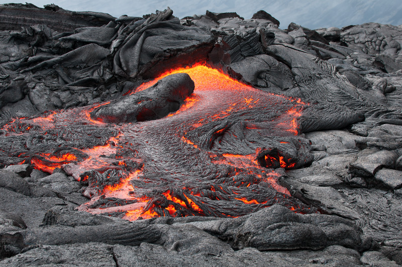 Lava Is Coming