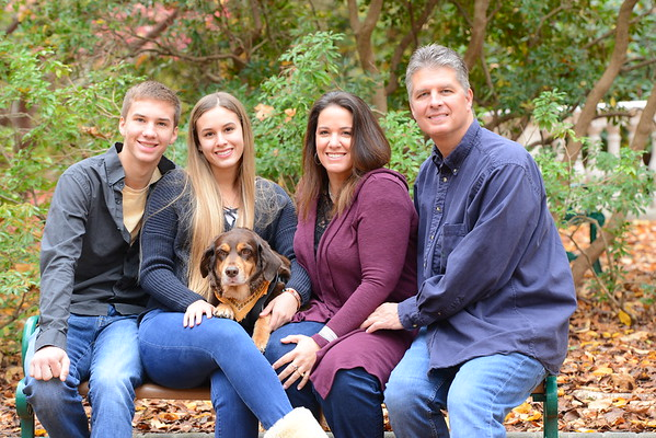 The Mackey Family 2018