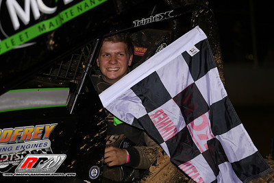 Trailway Speedway - 6/21/19 - Timothy Basehore