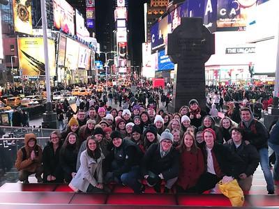 New York City Trip - Applied Music