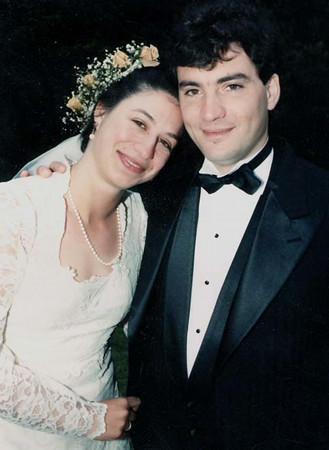 Sacha and Gina 1989