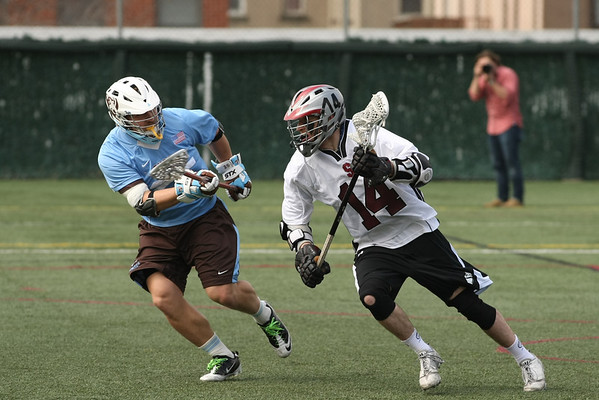 Stevens Men's Lacrosse v Tufts March 17 2012