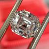 2.39ct Antique Asscher/Square Emerald Cut Diamond, GIA D/IF 34