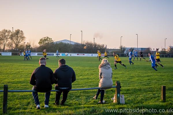 Baffins Milton Rovers v Headley United