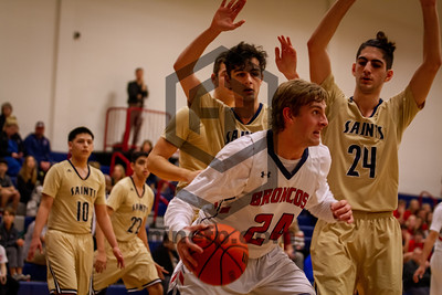 BASC Varsity Boys Basketball 01.22.19