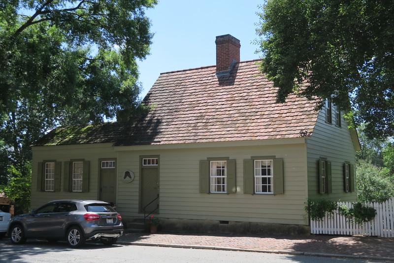 Schroeter House (ca. 1805)