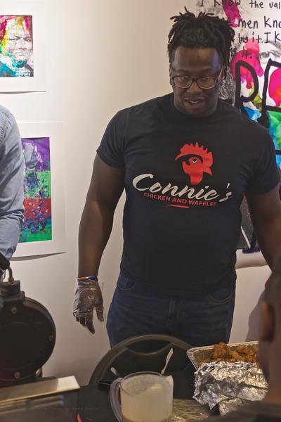 Greibo - 2018 Visit Baltimore - Legend's and Legacies Jubilee