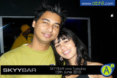 SkyyBar - 15th June 2010