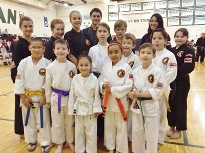 Master Mike Erickson's Cactus Classic Karate Tournament