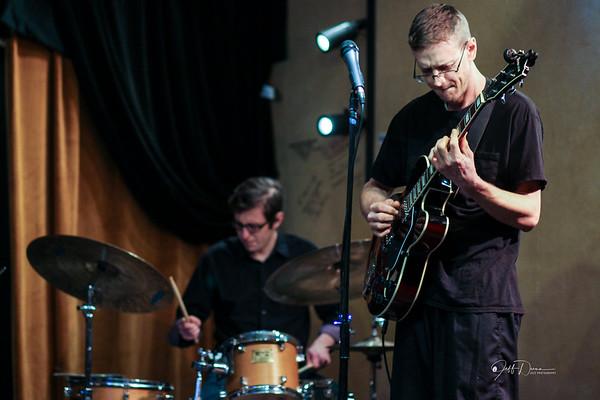 Music Hall Jazz Jam - 12-17-2017