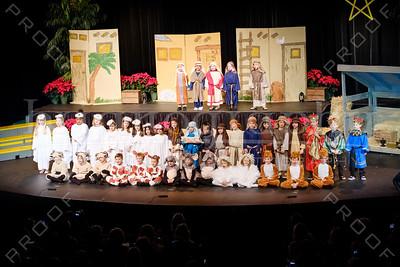 2019-20 Kindergarten Christmas Play