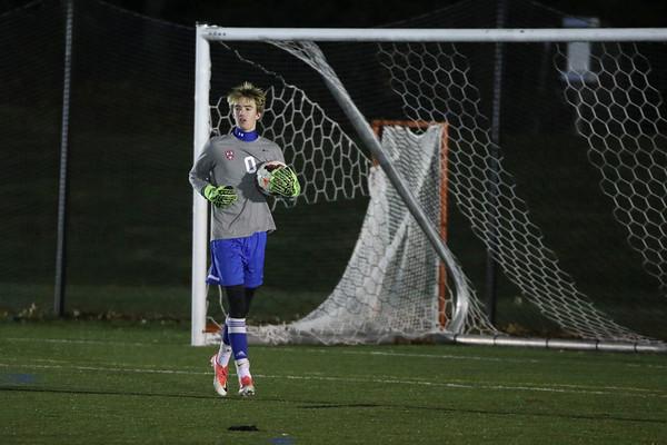 Boys' Varsity Soccer vs Proctor | November 10