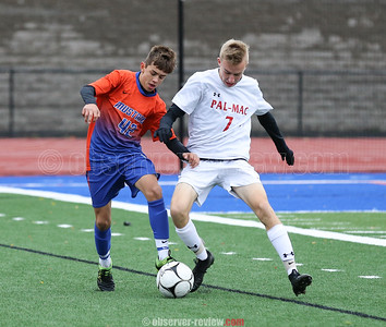 Penn Yan Soccer 10-17-19