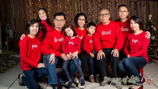 The Hertanto Family