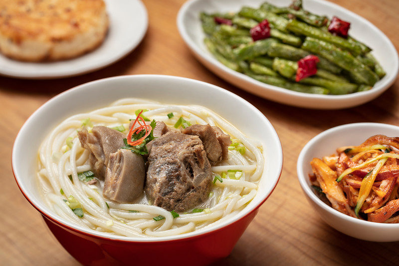 99 Noodles restaurant menu at Wynn Palace Macau