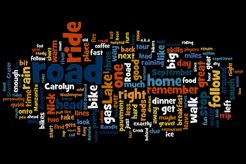 Courtesy of www.wordle.net ... a pretty neat site.