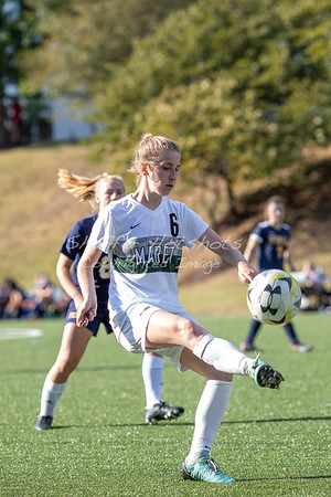 Fall 2019:  Girls Varsity Soccer at The Field School