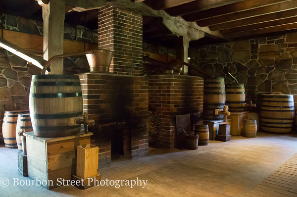 Mount Vernon Distillery and Grist Mill