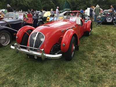 British Car Day, July 28, 2018 at Western Reserve Academy
