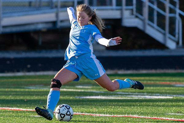 Girls Soccer State Semifinals: Perry Hall vs. Eleanor Roosevelt