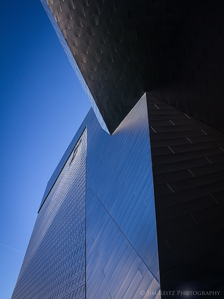 Stunning architecture at CIty Center, Las Vegas
