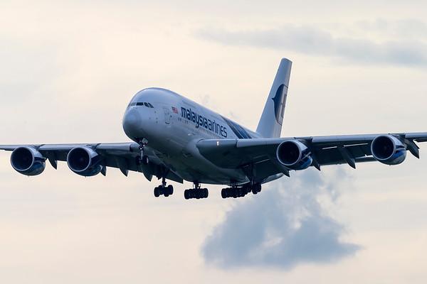9M-MNC - Airbus A380-841