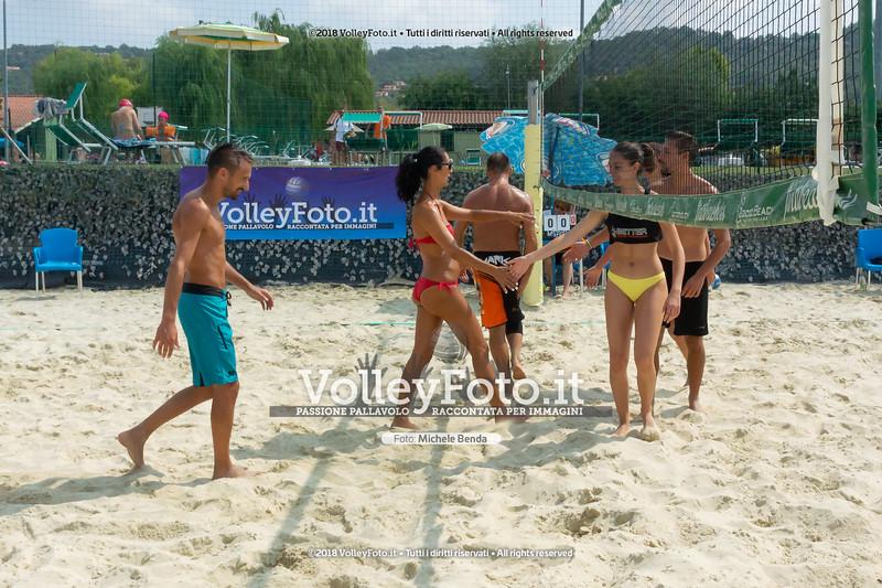 """5ª Edizione Memorial """"Claudio Giri"""" presso Zocco Beach San Feliciano PG IT, 25 agosto 2018 - Foto di Michele Benda per VolleyFoto [Riferimento file: 2018-08-25/_DSC2380]"""