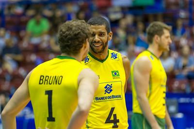 WL: Italia - Brasile