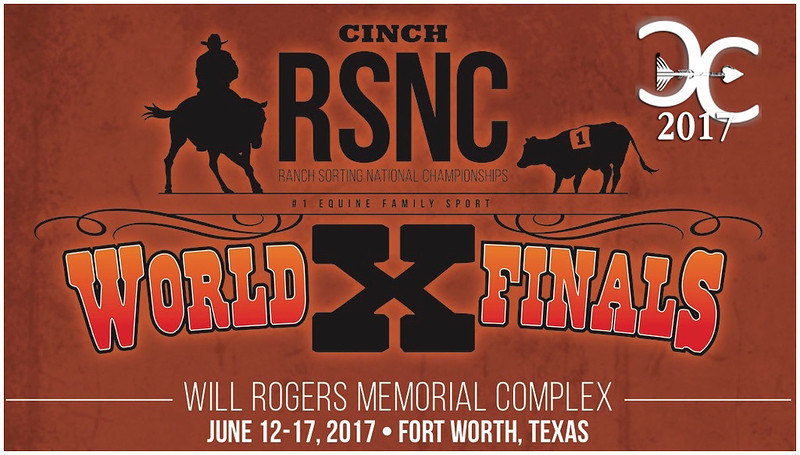 RSNC World Finals Ft. Worth 2017