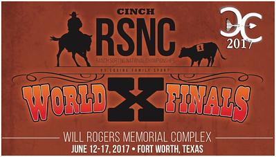 RSNC World Finals Ft. Worth 2017