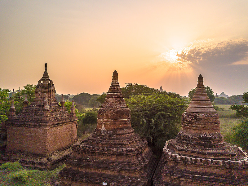Temples & Pagodas