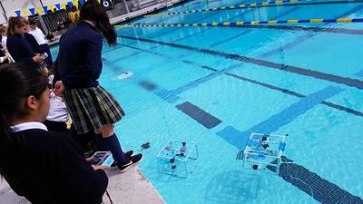 Underwater ROVs
