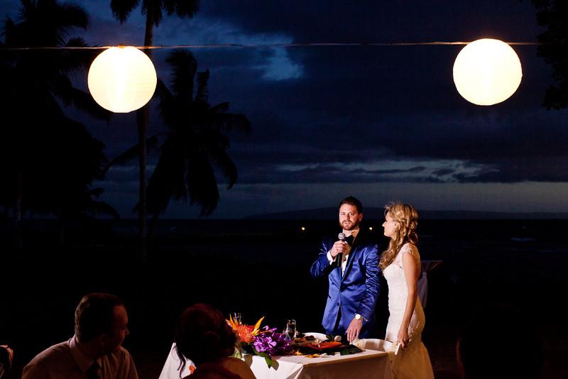 Matthew & Nicole's Maui Wedding